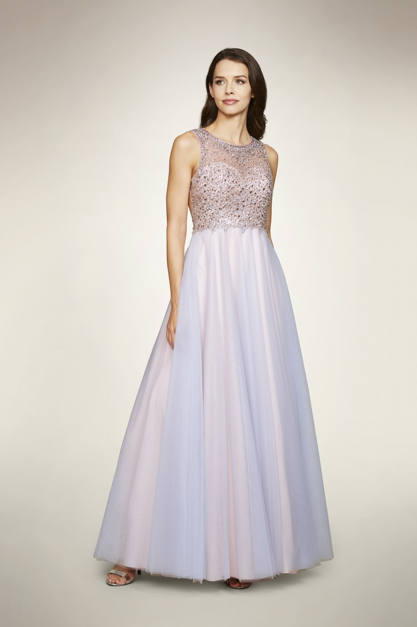 FAIRYTALE EVENING DRESS