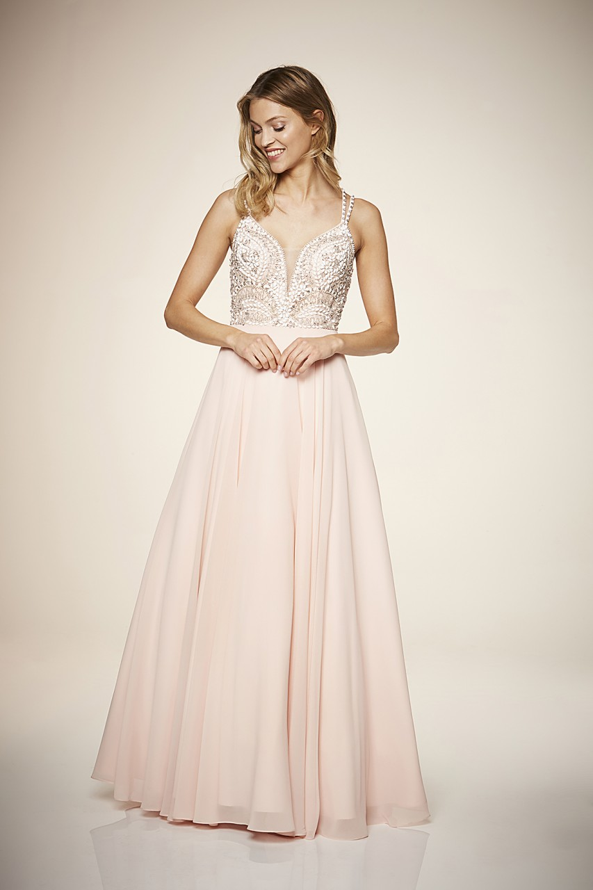 Blush Harmony Dress