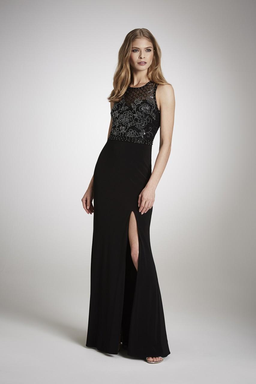 FOREVER BLACK DRESS