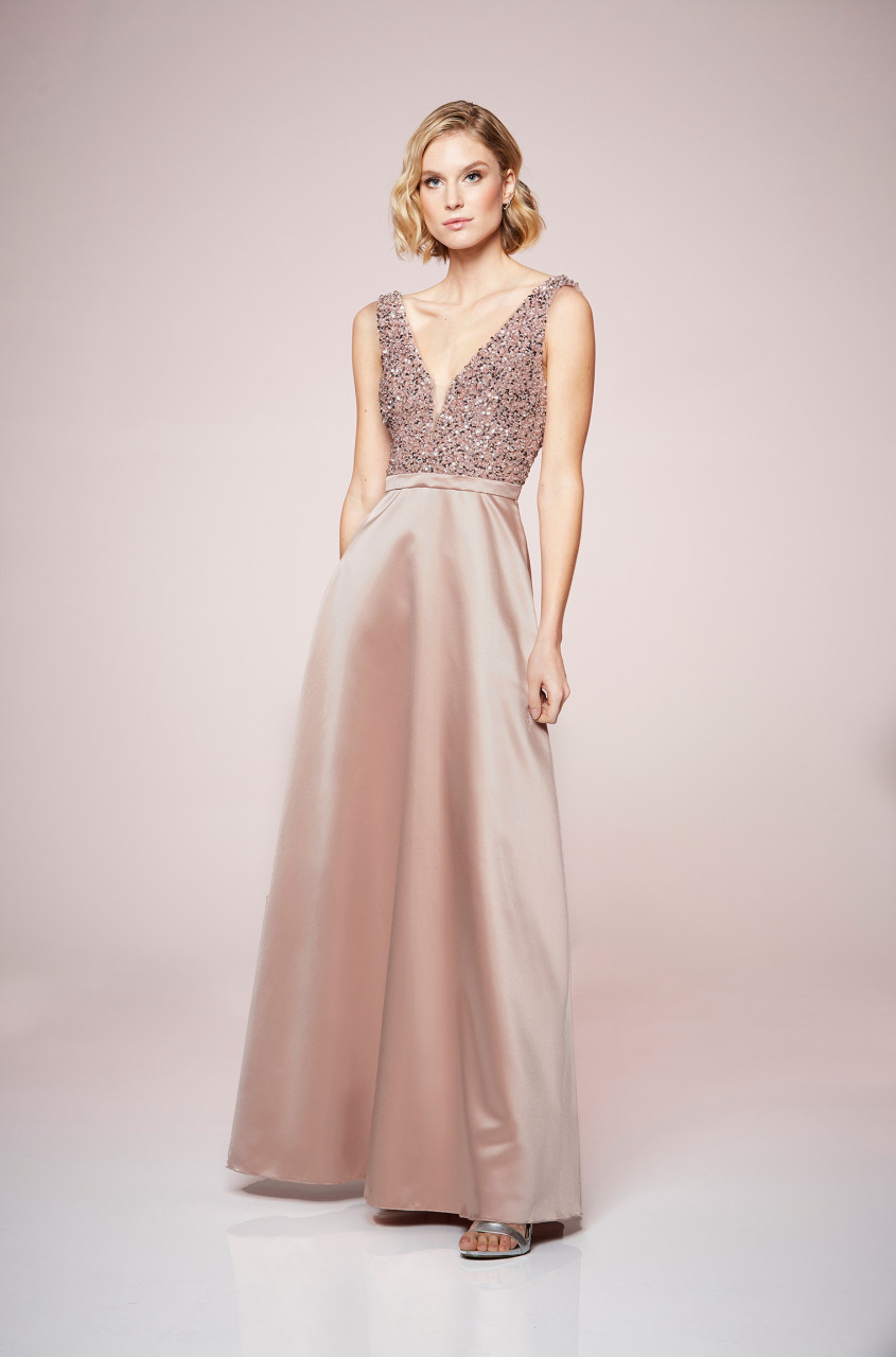 Satin Dream Dress